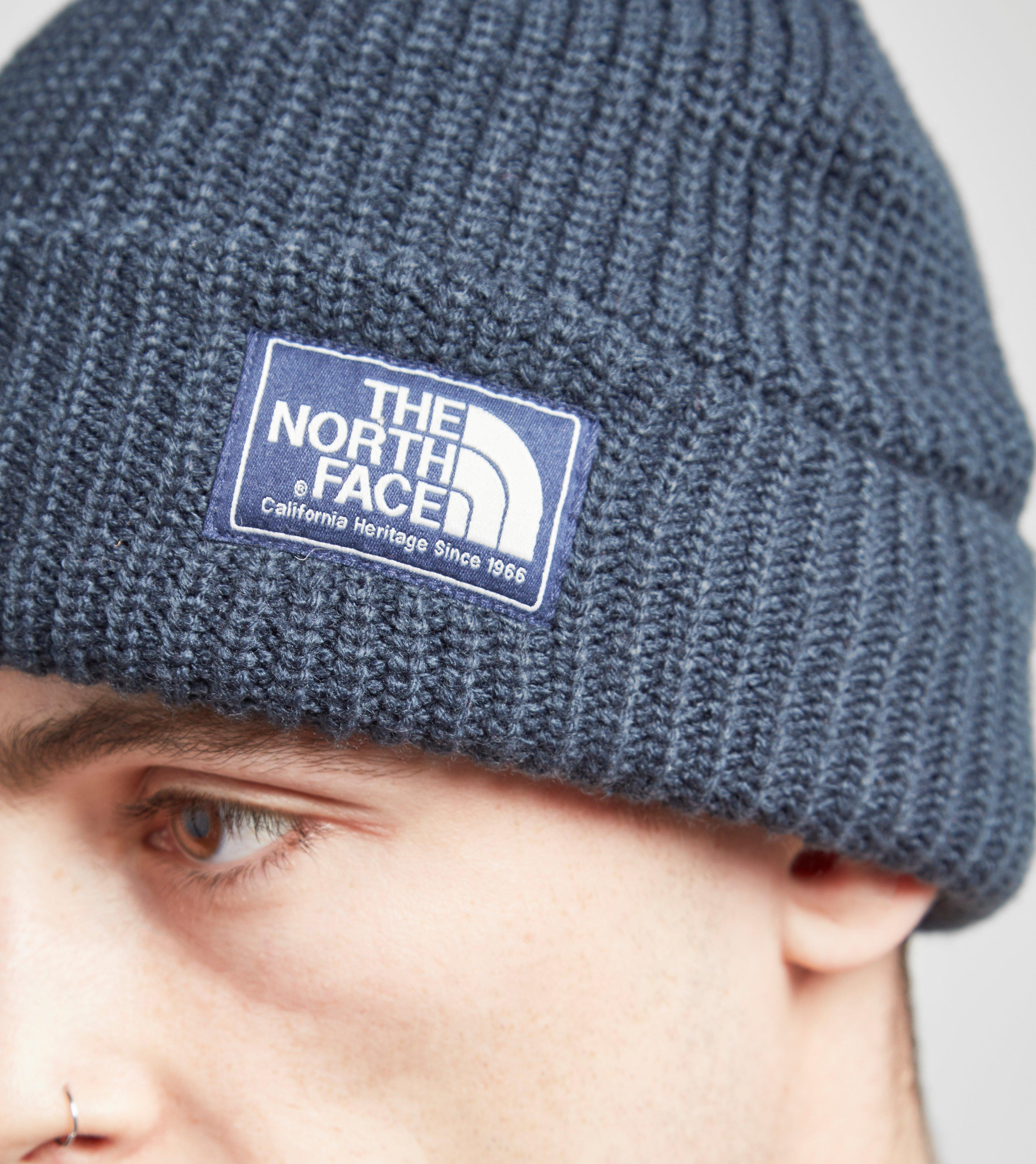 ee86a9eff3a The North Face Salty Dog Beanie G Unisex Hat Navy in Blue for Men - Lyst