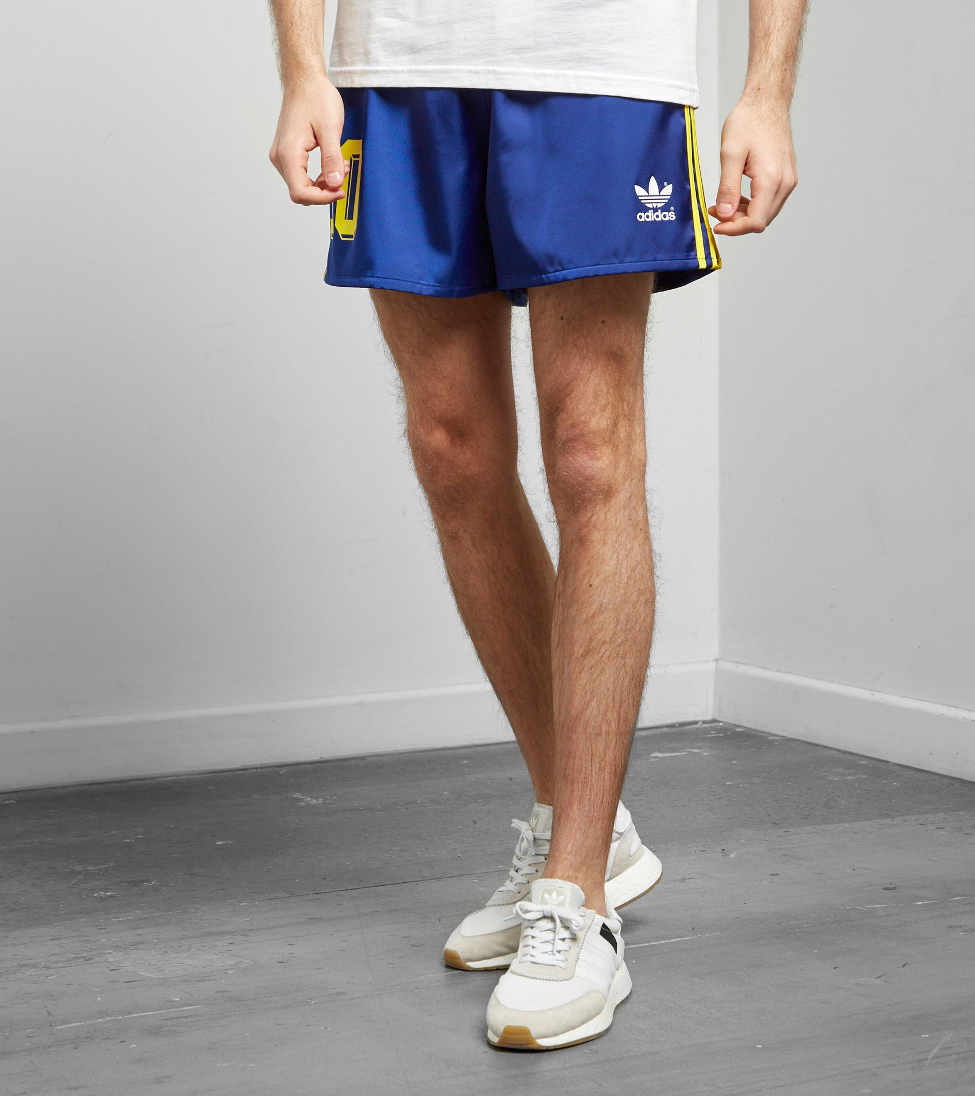 c367a77a7730 Lyst - adidas Originals Colombia 1990 Shorts in Blue for Men
