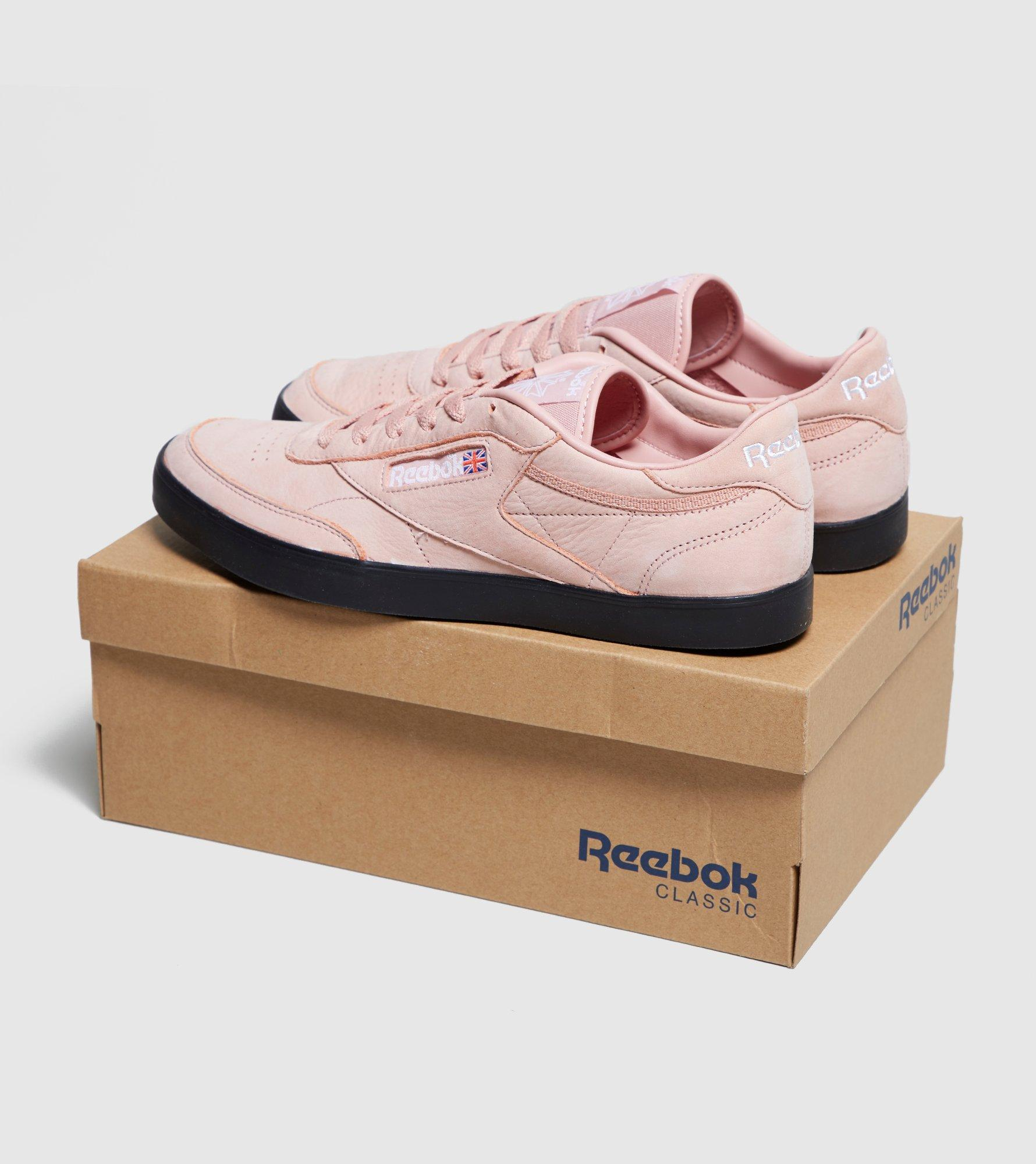 001ab534fea641 Lyst - Reebok Club C Fvs - Size  Exclusive in Pink
