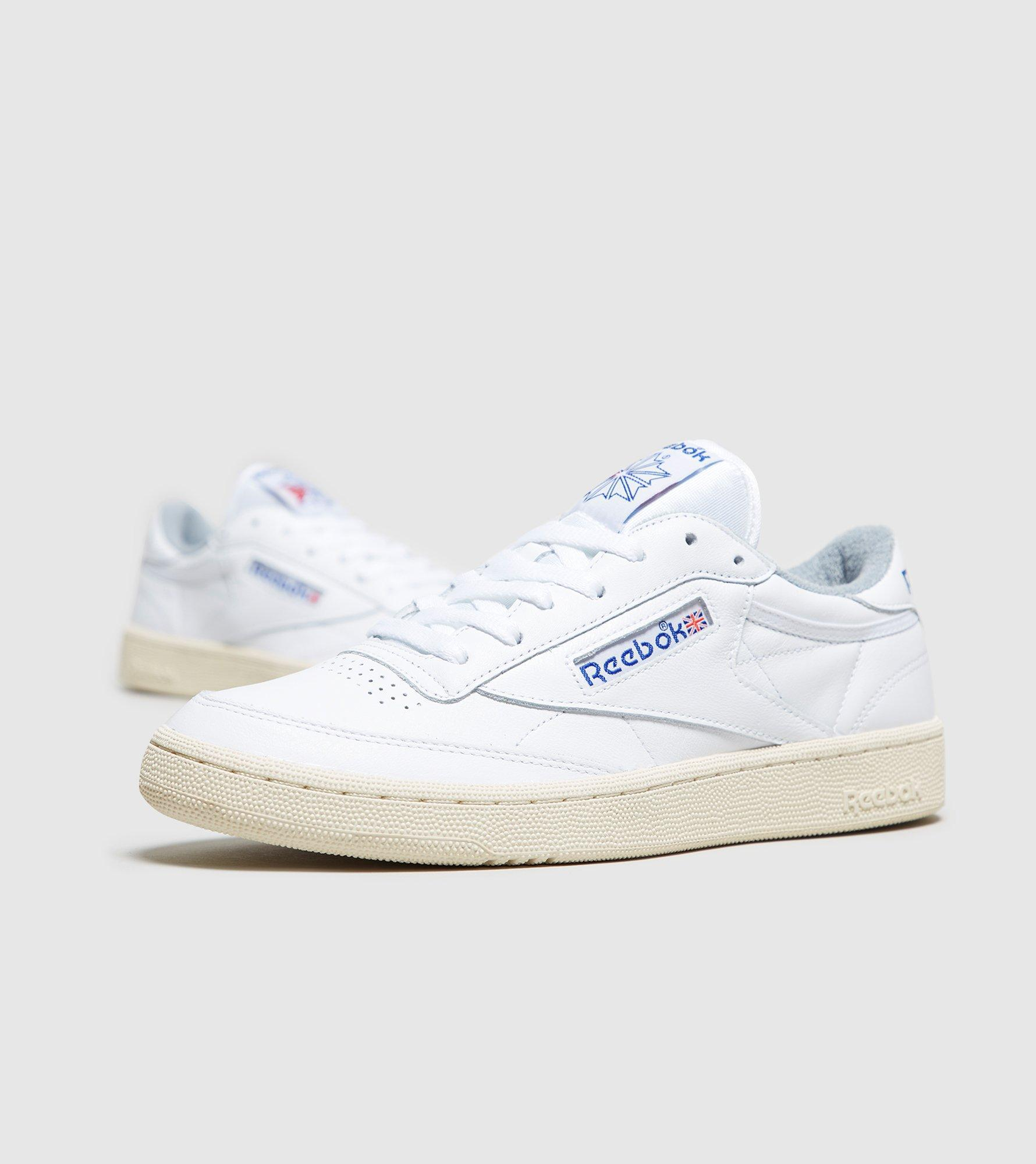 f68154f1a7c Lyst - Reebok Club C Vintage in White for Men