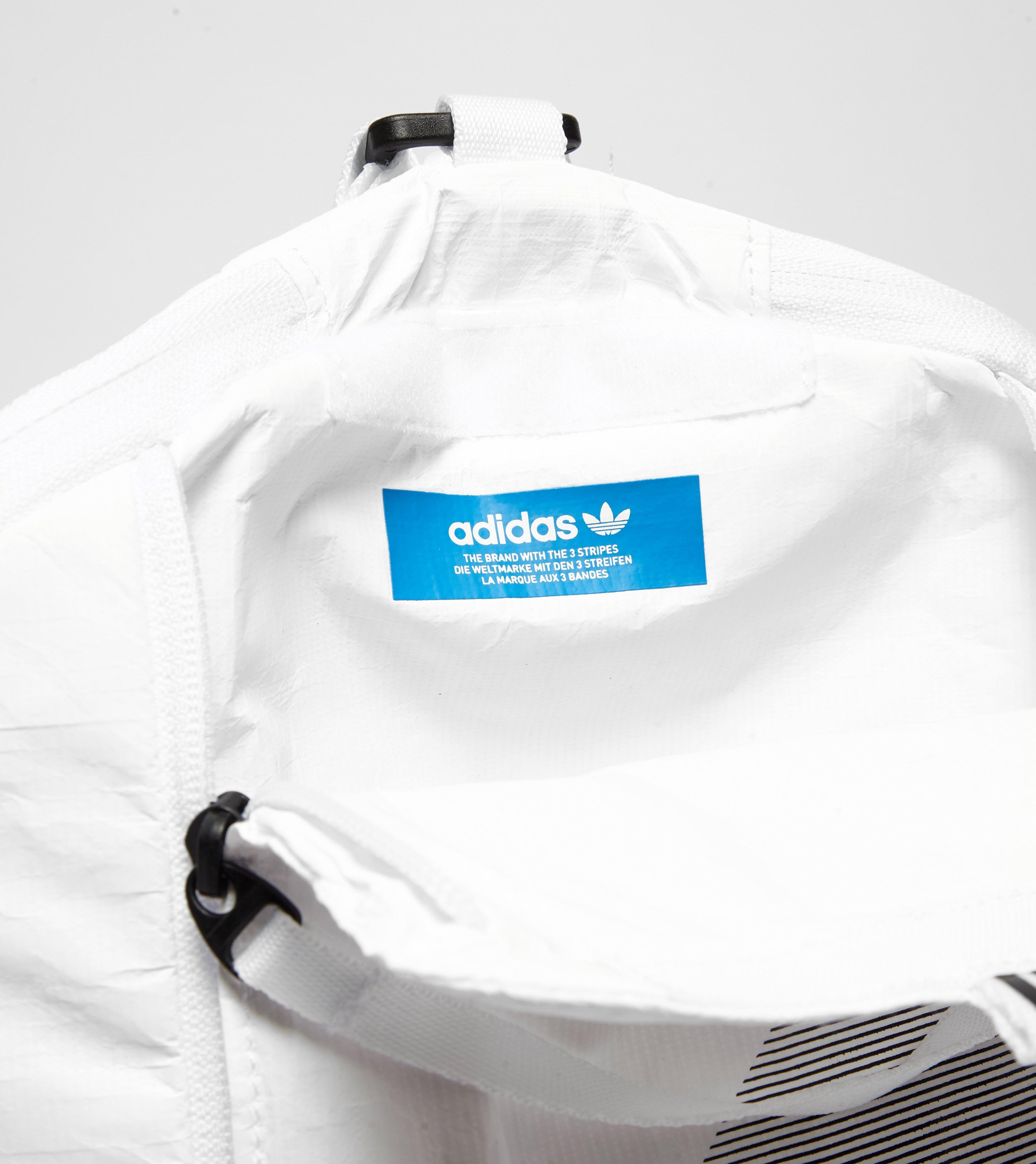Lyst - adidas Eqt 2-in-1 Backpack Vest in White for Men e767f8eb98233