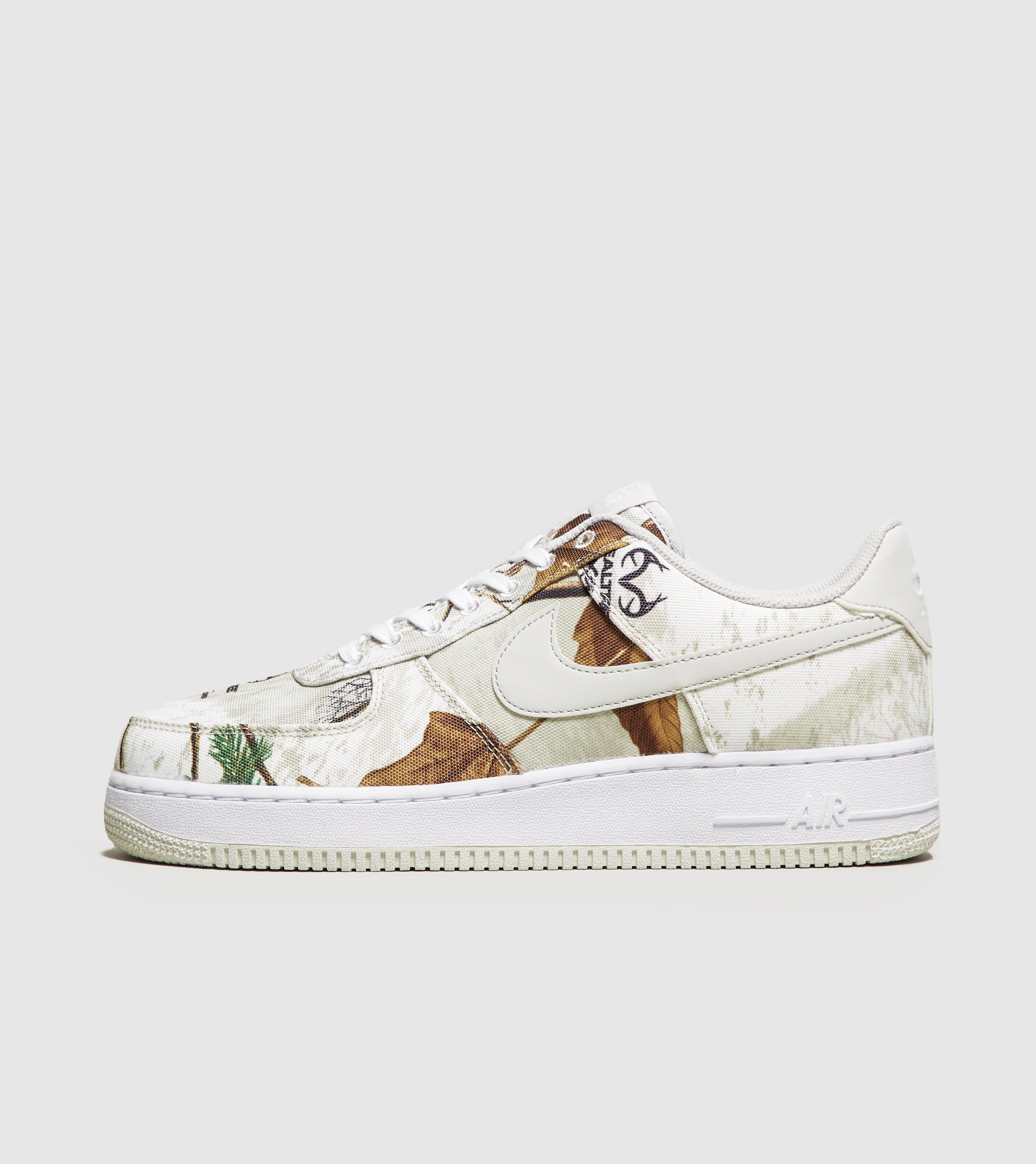 b31795582d591 Nike Air Force 1 Low 'realtree' Camo Pack in White for Men - Lyst