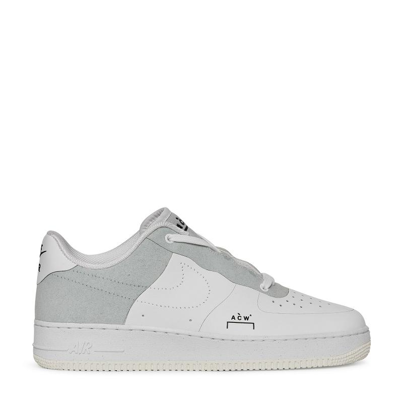 online retailer c31c0 f8f04 Nike - Gray A-cold-wall  Air Force 1  07 Sneakers for