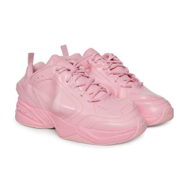 Nike - Pink Martine Rose Air Monarch Iv Sneakers - Lyst. View fullscreen 880804634