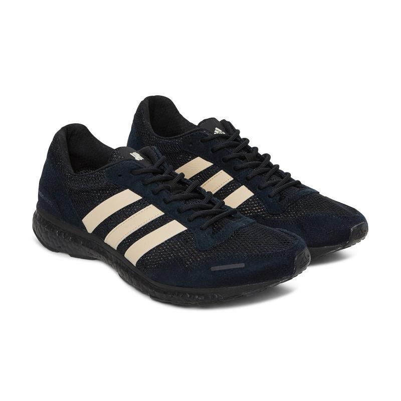 690e648cb7cd Lyst - adidas Originals Undefeated Adizero Adios 3 Sneakers in Black ...