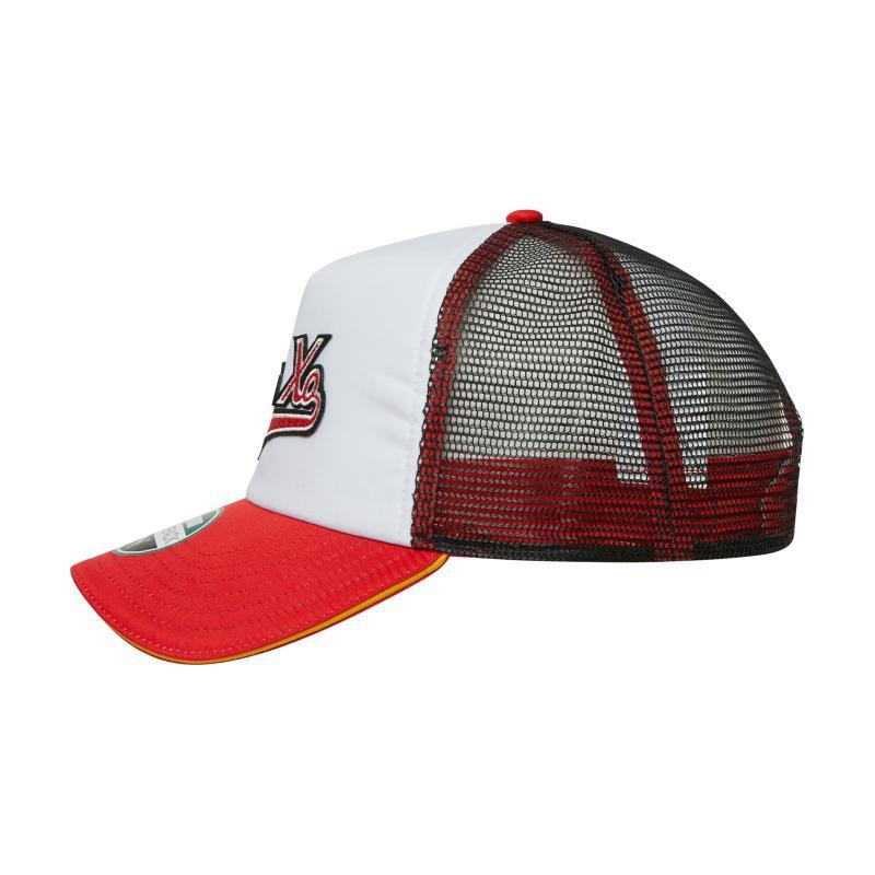 0ac4819c PUMA - Red Xo Homage Trucker Hat - Lyst. View fullscreen