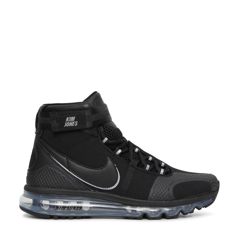 66717145cf Nike Air Max 360 Hi Kim Jones Sneakers Black/black in Black for Men ...