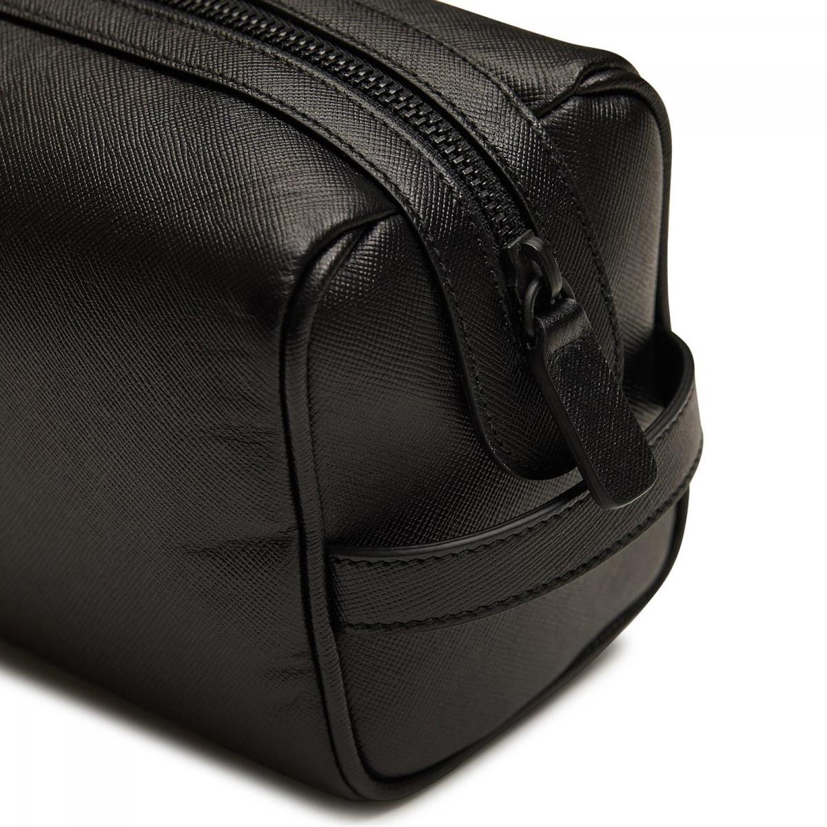 22e8950a8b Common Projects Toiletry Bag in Black - Lyst