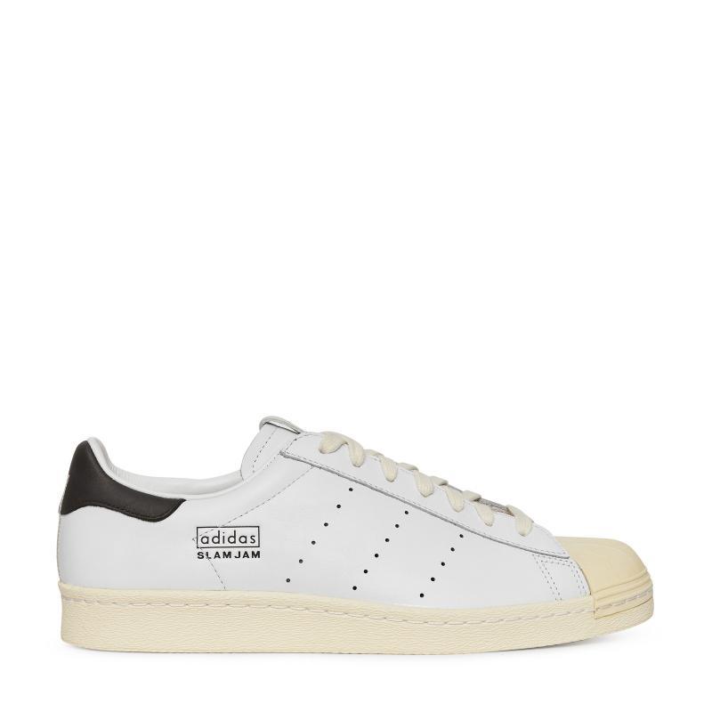 d1b03f6197c Lyst - adidas Originals Slam Jam Superstar  80s Sneakers in White ...