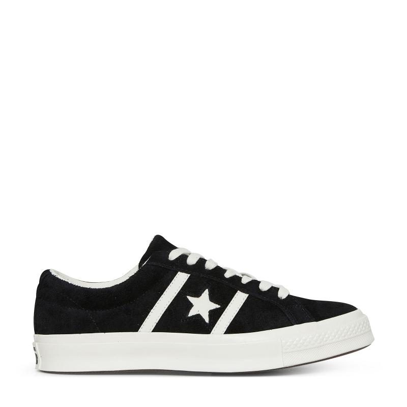 e7e81fd27d35 Lyst - Converse One Star Academy Sneakers in Black for Men