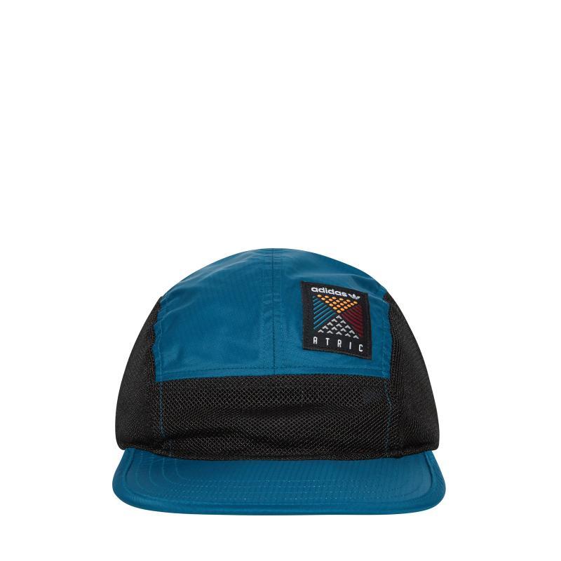 54f7ea50bcd adidas Originals Atric 5 Panel Cap in Blue for Men - Lyst