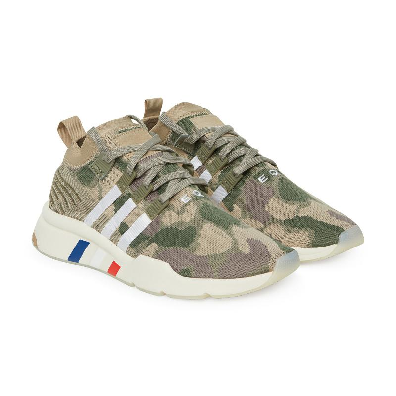 1174503b5f19 Adidas Originals - Multicolor Eqt Support Mid Adv Sneakers for Men - Lyst.  View fullscreen