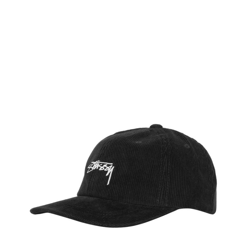 276fcec8fdc Lyst - Stussy Low Pro Cap in Black for Men - Save 38.095238095238095%