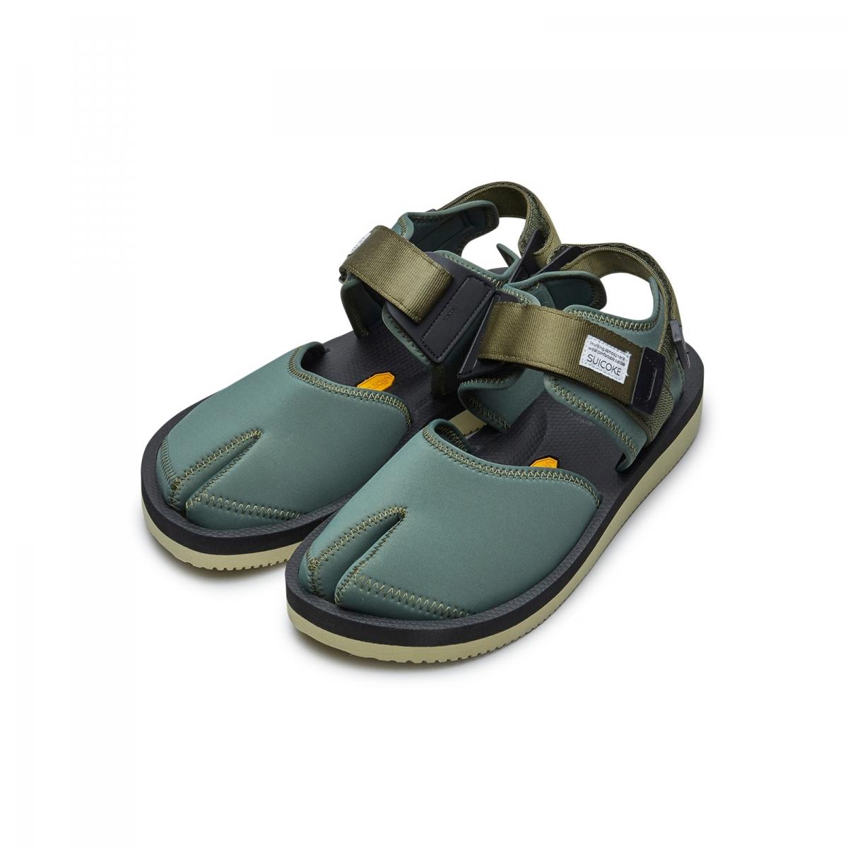 Lyst Suicoke Bita V Sandals In Green For Men
