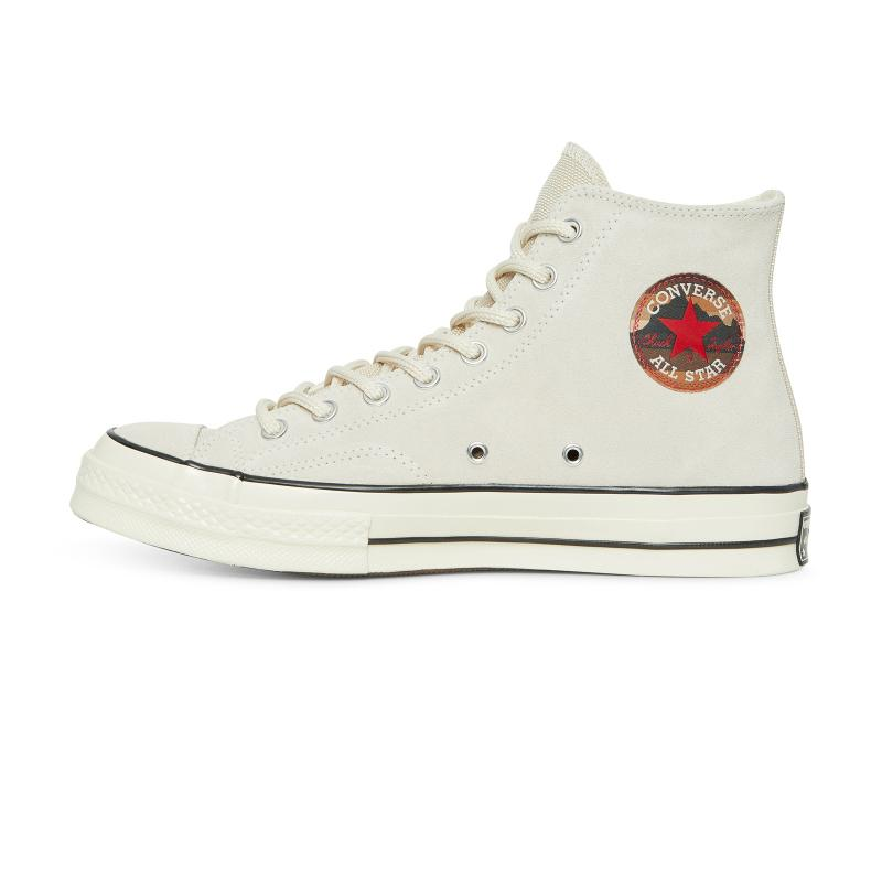 fe7b111e7acf Lyst - Converse Chuck Taylor 70 Hi Base Camp Suede Sneakers for Men