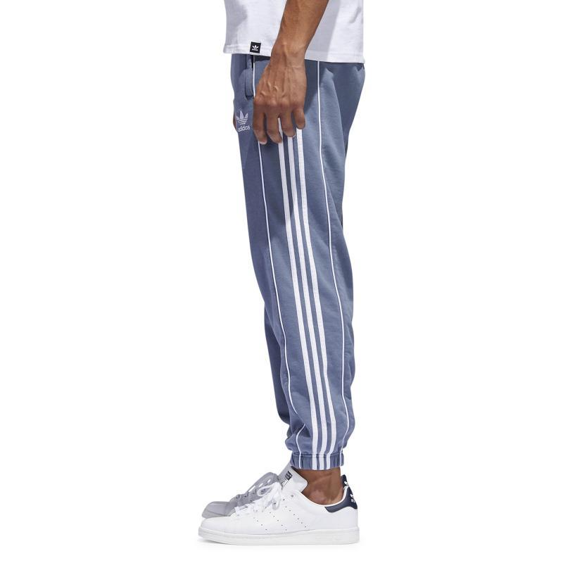 9af4a177b adidas Originals Pipe Sweatpants in Blue for Men - Lyst