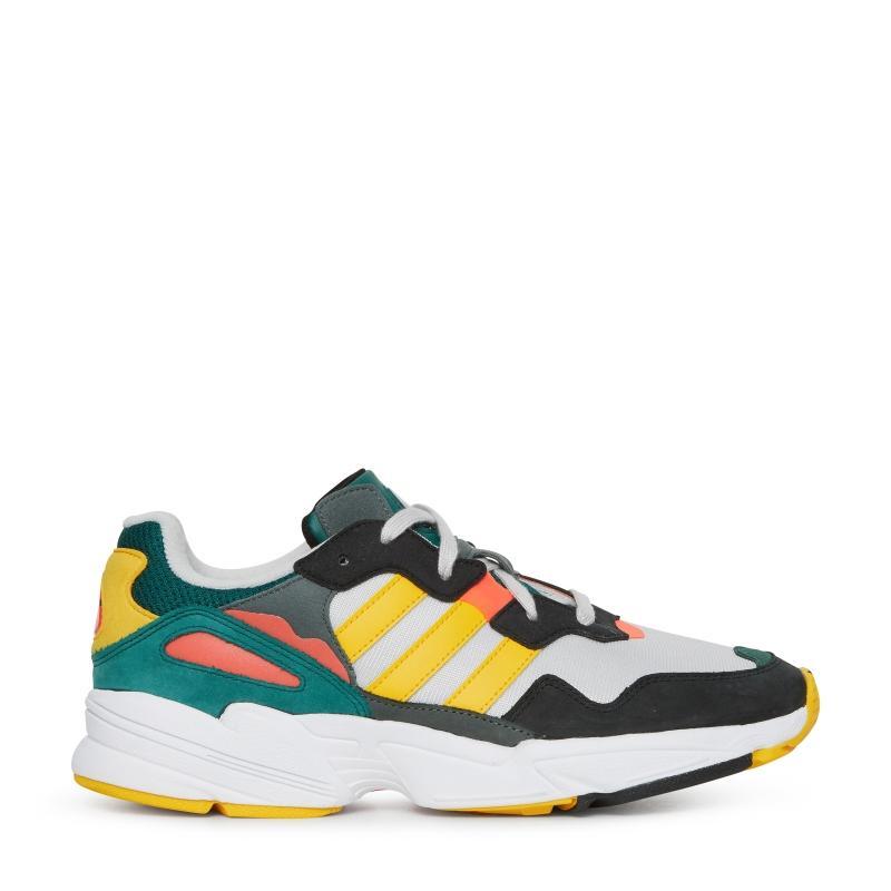 5a2a860c1efd6 adidas Originals. Men s Blue Yung-96 Sneakers.  102 From Slam Jam Socialism