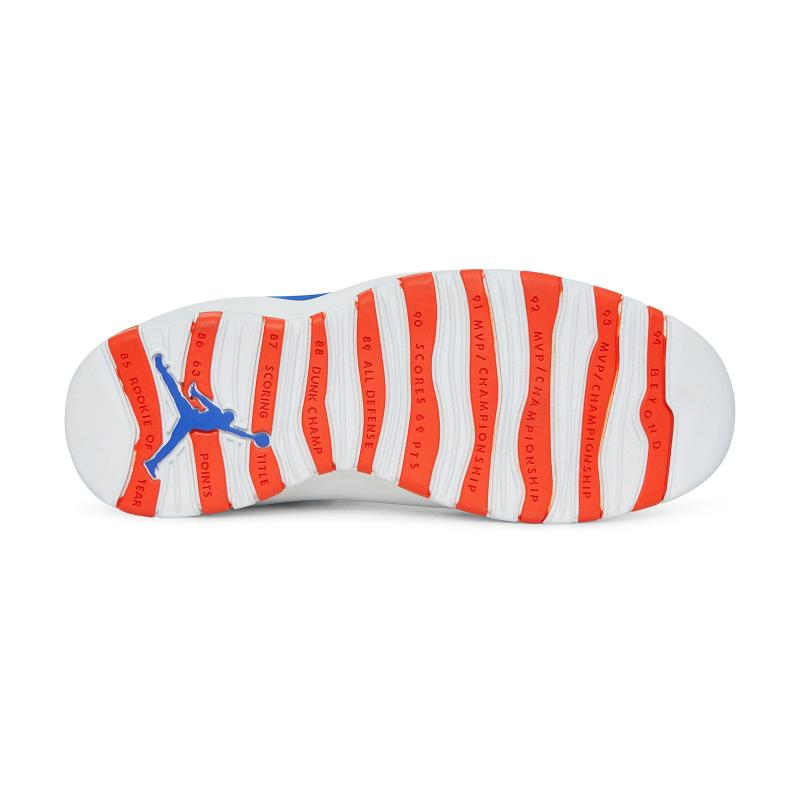 31ea81d5c3ee67 Nike - Blue Air 10 Tinker Retro Sneakers for Men - Lyst. View fullscreen