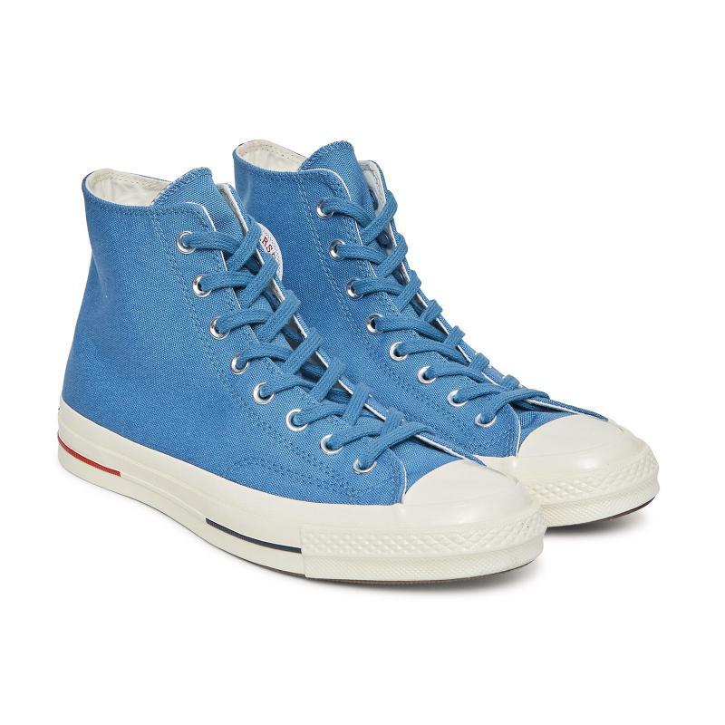 d47fd0d8c0f9 Converse - Blue Chuck 70  heritage Court  Hi Sneakers for Men - Lyst. View  fullscreen