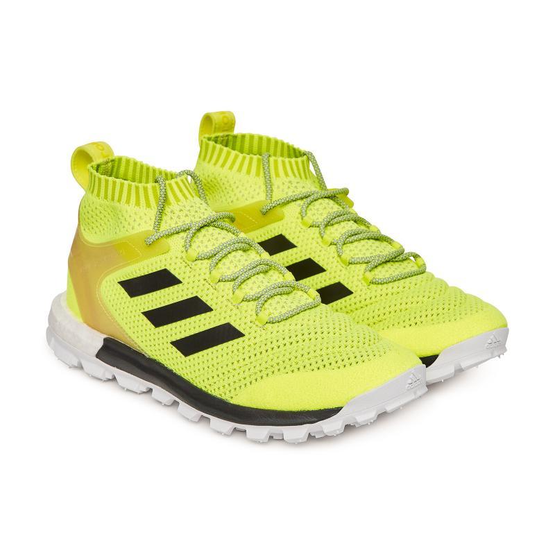 Lyst - Gosha Rubchinskiy Adidas Copa Primeknit Mid Sneakers in ... b7f87e5cc