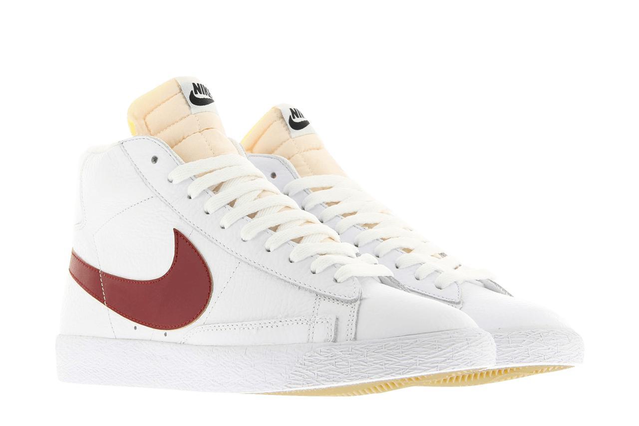 656e08188243a Lyst - Nike Blazer Mid Retro in White for Men
