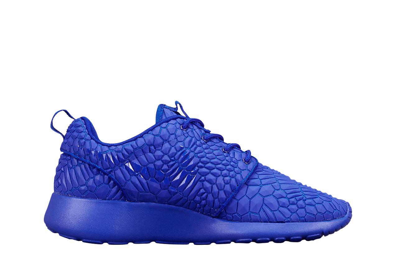 2f4974f3b2031 ... free shipping lyst nike w roshe one dmb in blue ec83a 2b6cc