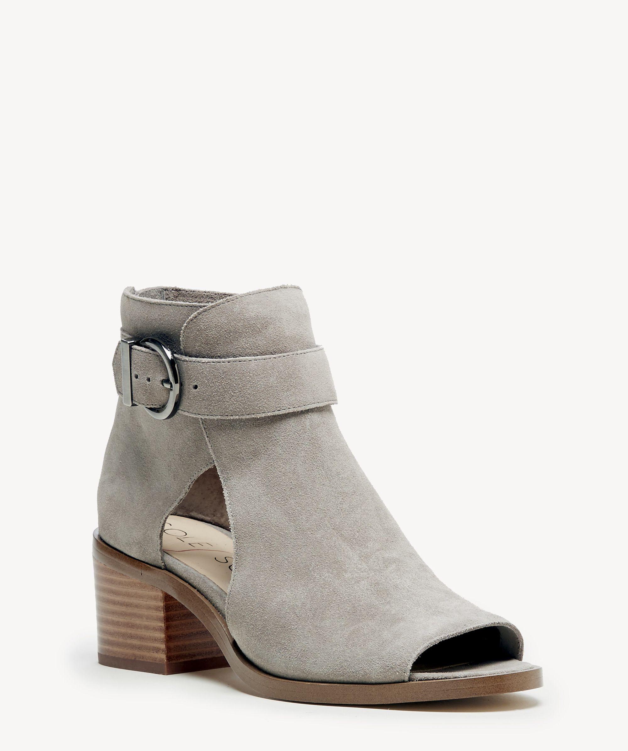5e18586c4f72 Lyst - Sole Society Tracy Block Heel Sandal