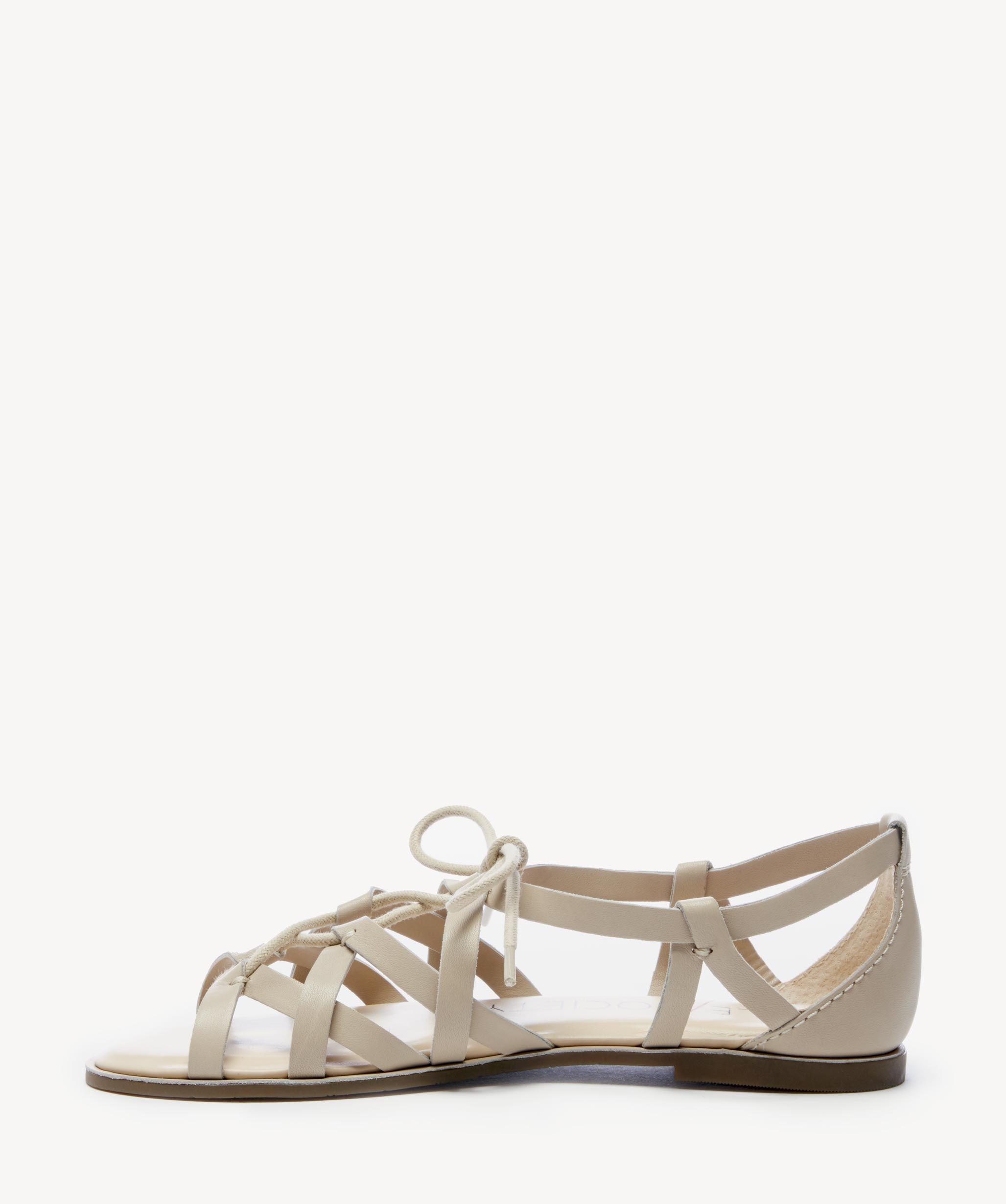 3eb829a766b0 Lyst - Sole Society Gillian Gladiator Flat Sandal