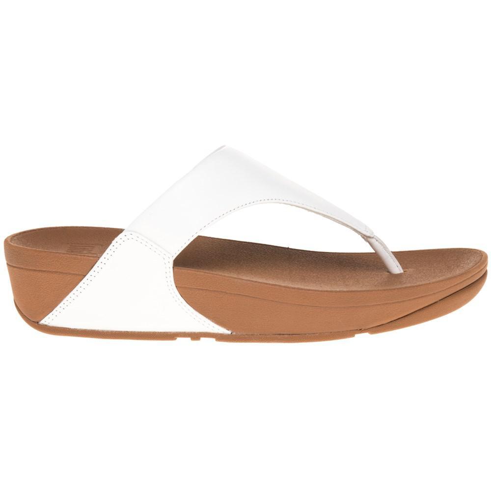 b90824125952d Fitflop Lulutm Toepost Sandals - Lyst