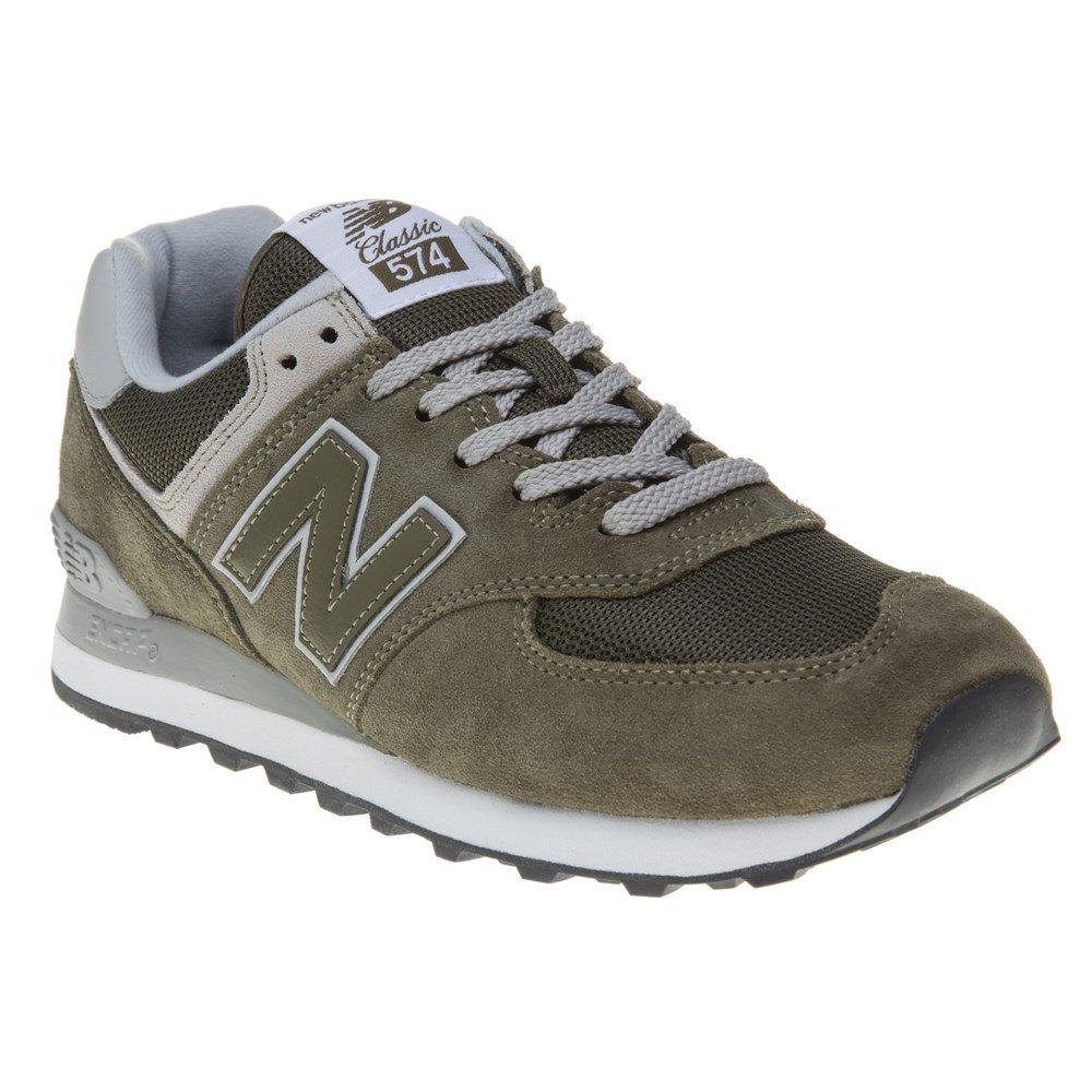 watch 665bf caa0f New Balance. Men s Green 574 Trainers