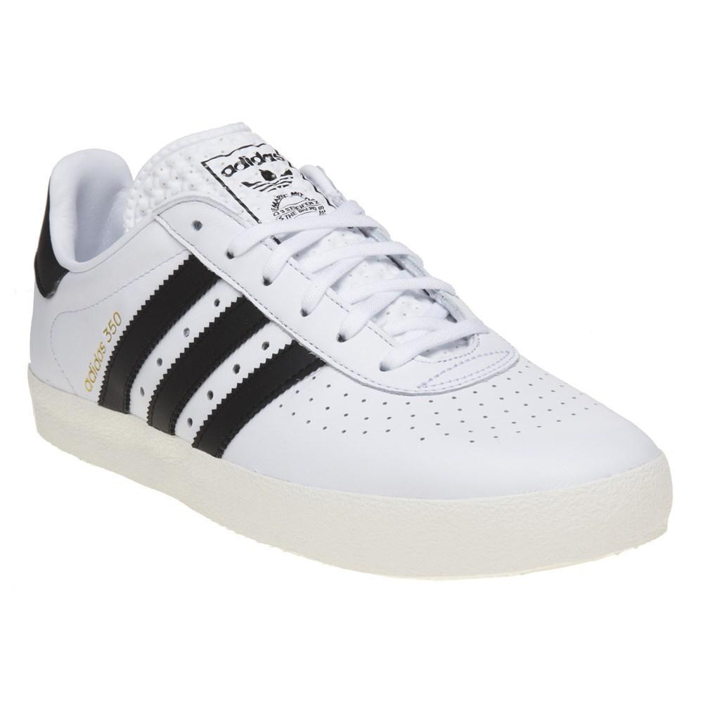 sports shoes 32bb6 19117 adidas-WhiteBlack-350-Trainers.jpeg