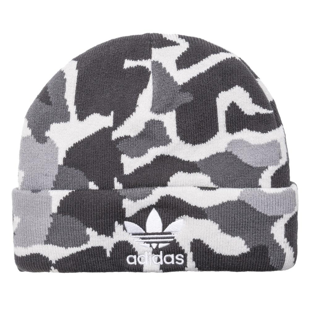 e24a3356d6f5e adidas Trefoil Beanie for Men - Lyst