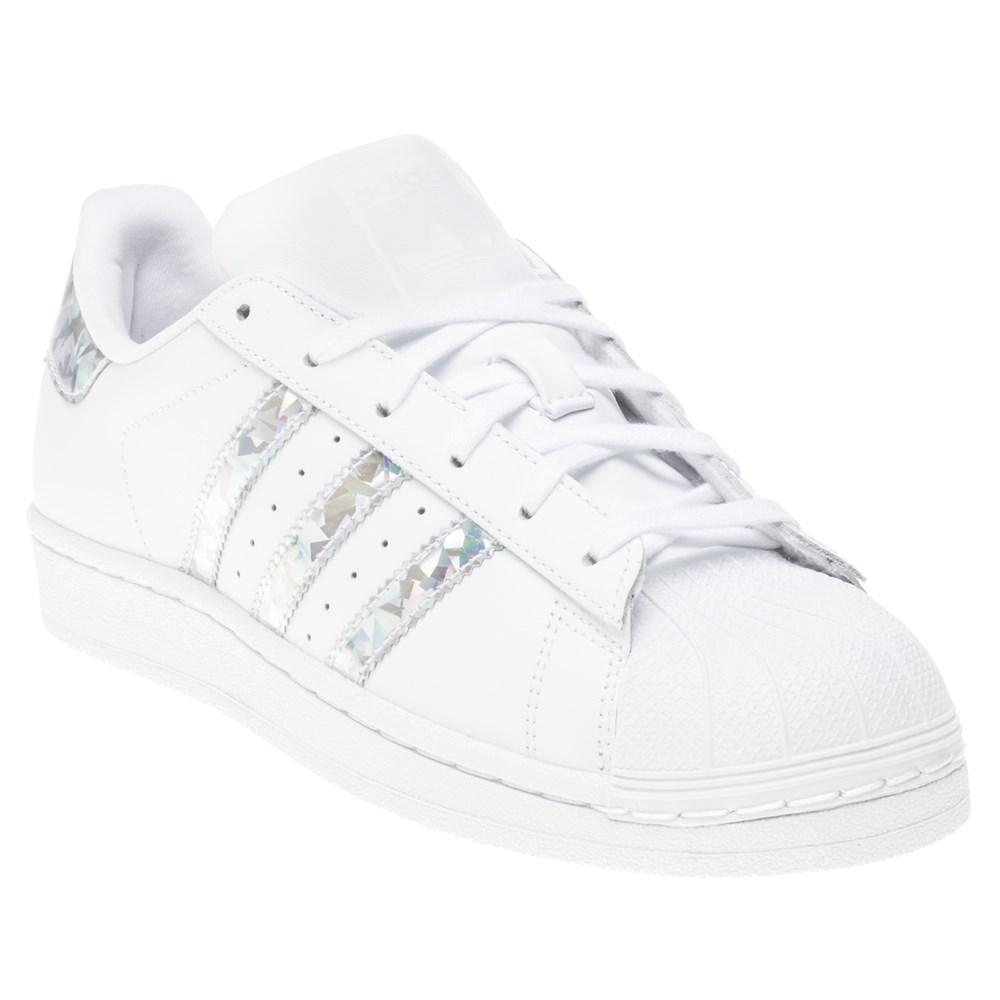 adidas Superstar Trainers in White - Lyst 3bd832225