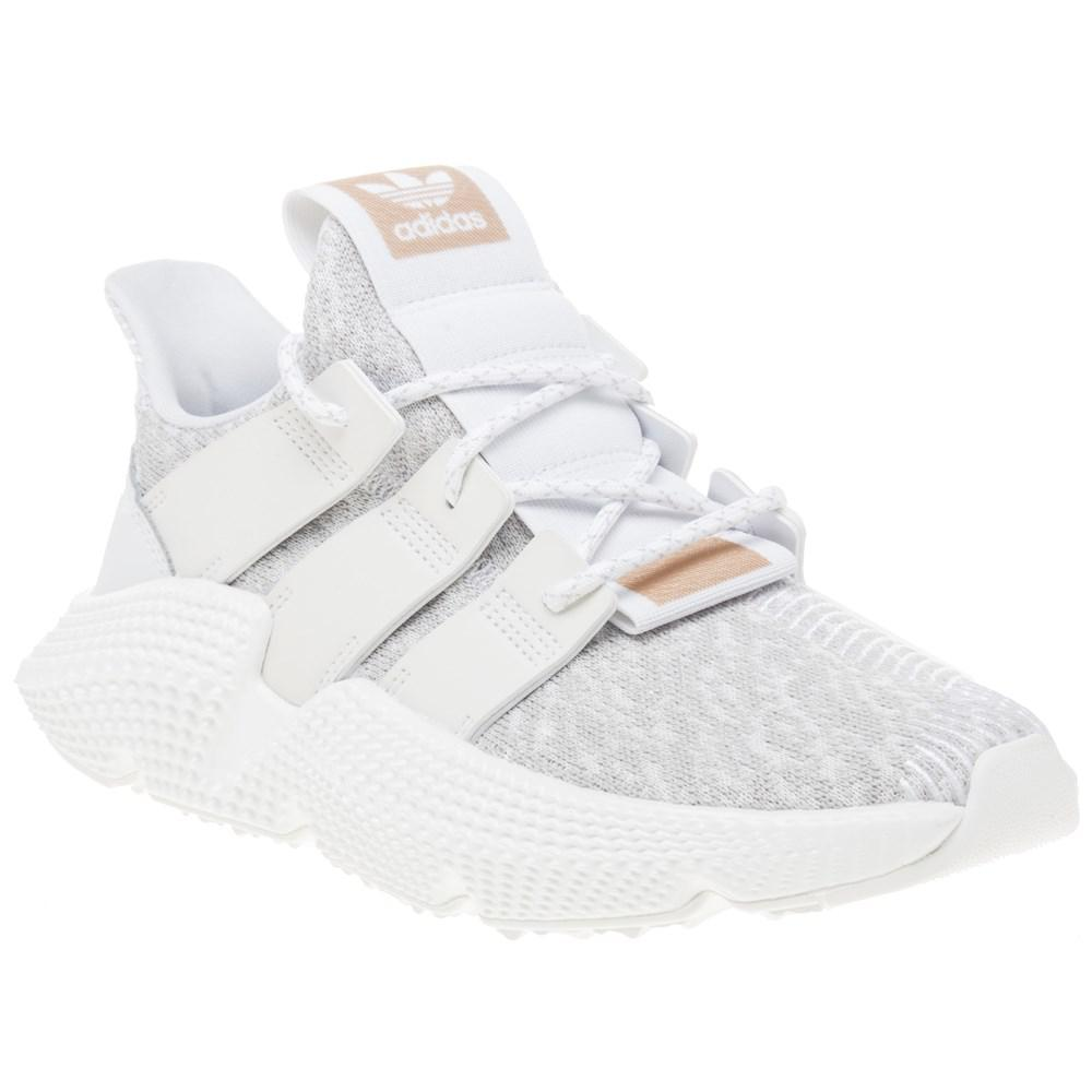 adidas Prophere Trainers in White - Lyst 3da299aa6