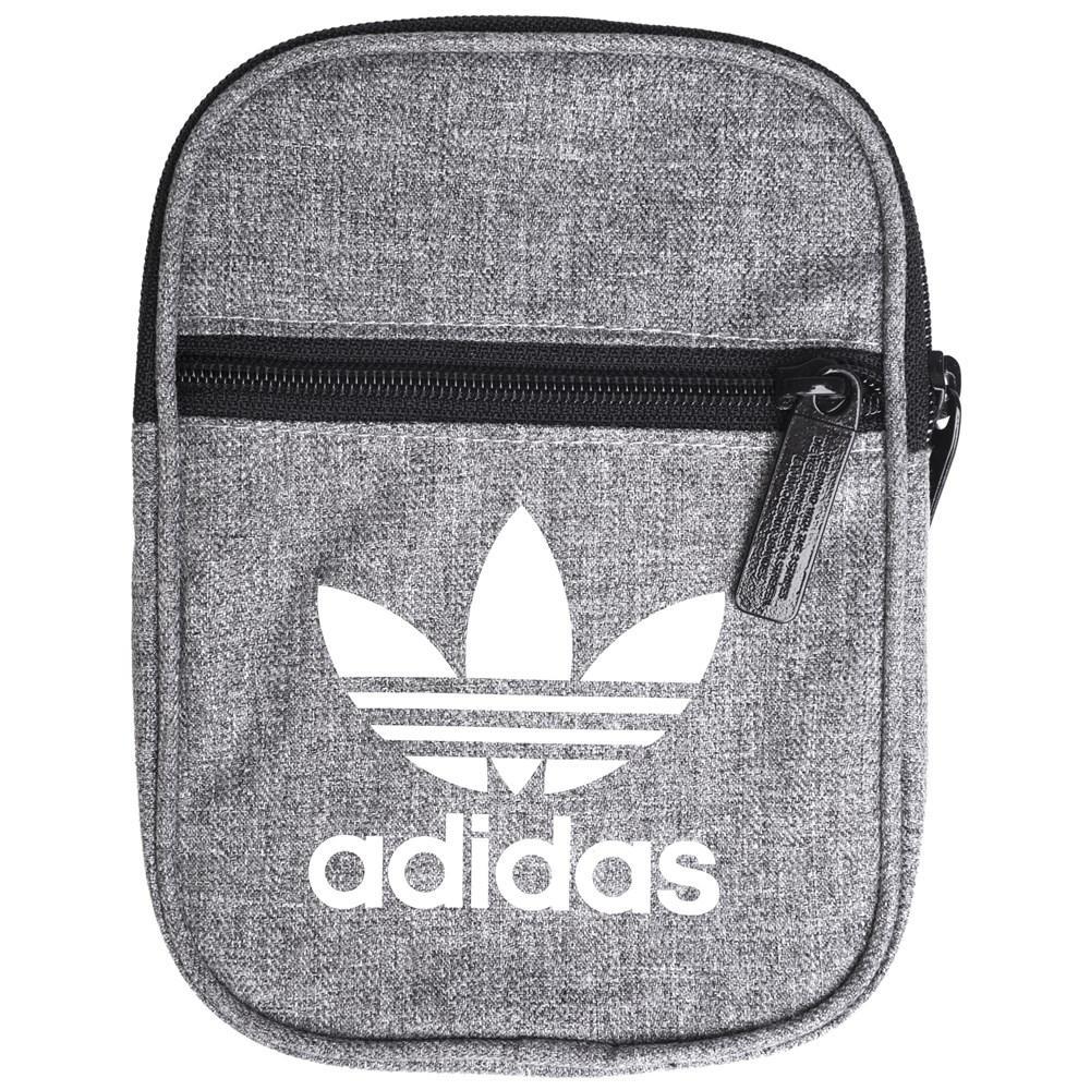 b0ee1ad9c777 Adidas - Gray Festival Cross Body Bag for Men - Lyst. View fullscreen