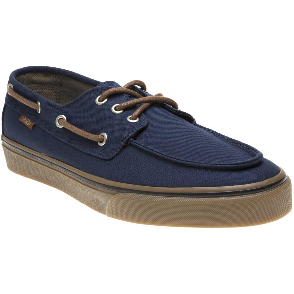 182b3eff33 Vans Chauffeur Sf Trainers in Blue for Men - Lyst