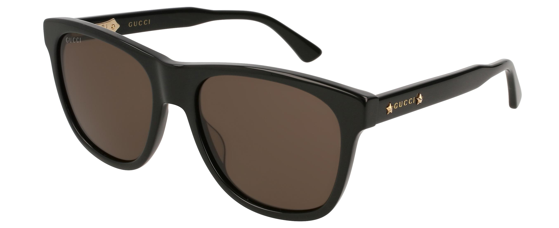 4e4fa6a44 Gucci - Multicolor 0266 Rectangle Sunglasses - Lyst. View fullscreen