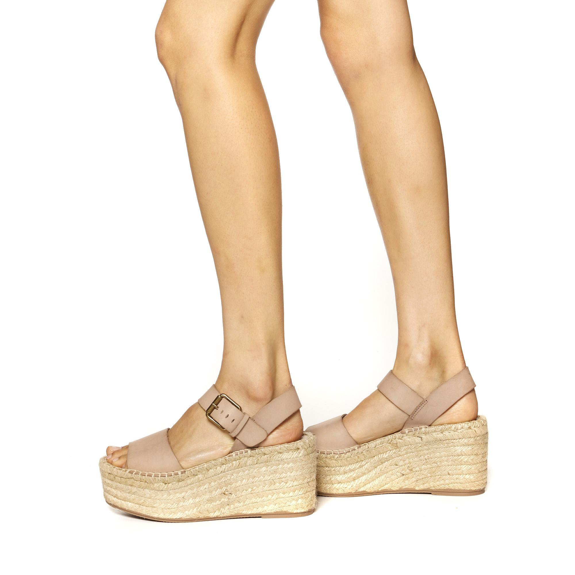 de24f8b6940 Lyst - Soludos Minorca High Platform Sandal