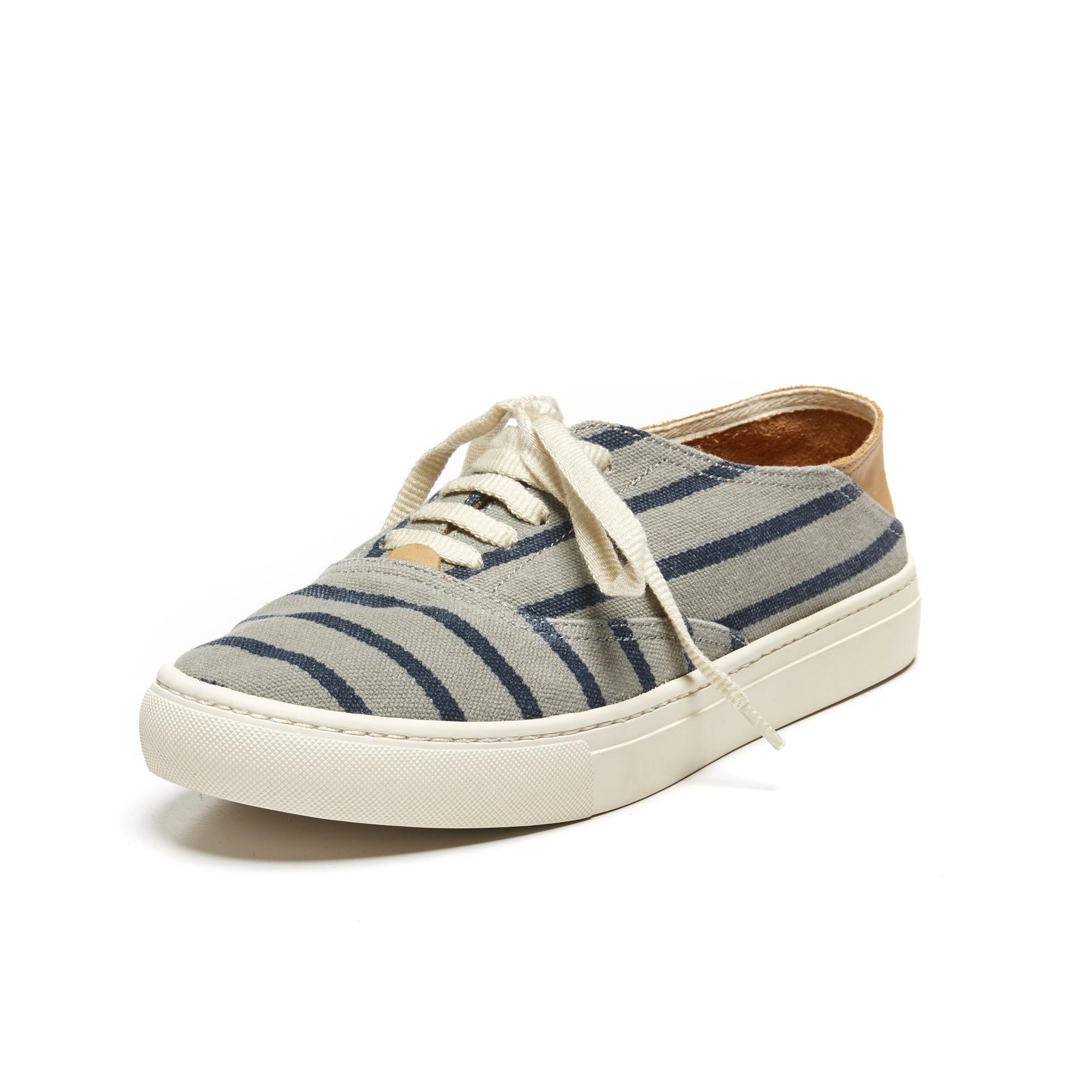 Convertible Soludos Sneaker Soludos Striped Striped Classic 3lFJ1KTc