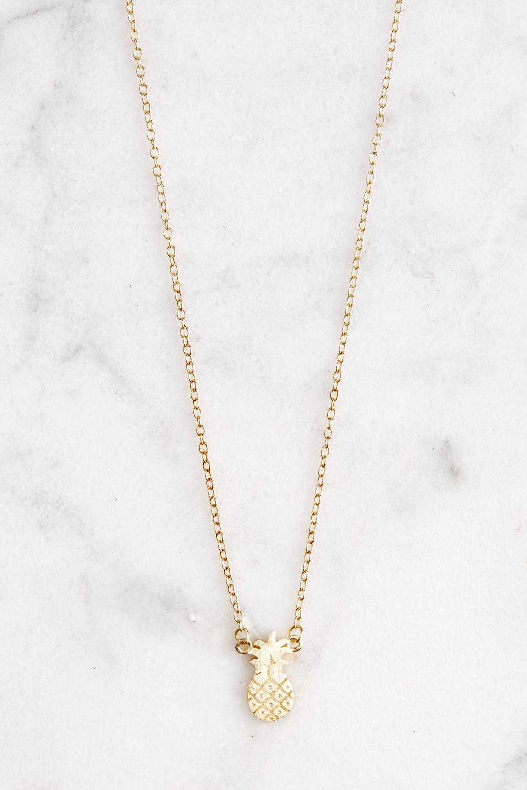South Moon Under Filigree Disc Necklace Gold aH4Lq