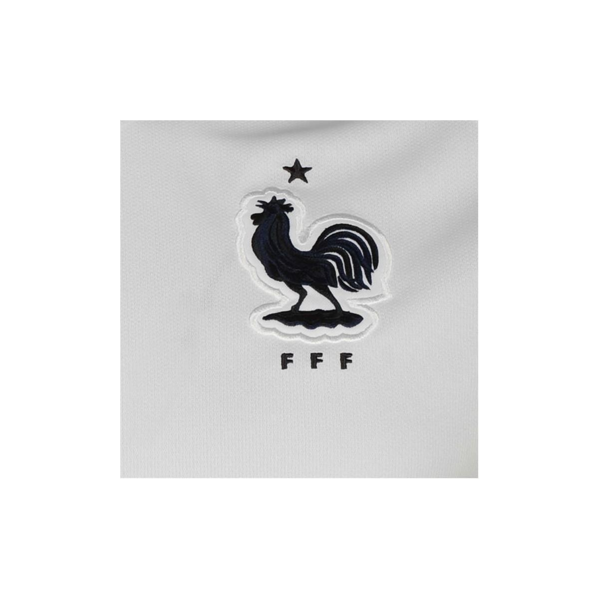 628a4a170f79 Nike 2016-2017 France Away Football Shirt Men s T Shirt In White in ...