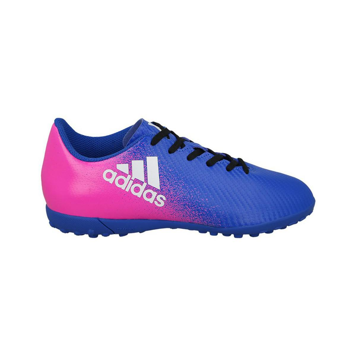 best service bb592 ad646 Adidas X 164 Tf Girls s In Blue in Blue for Men - Lyst