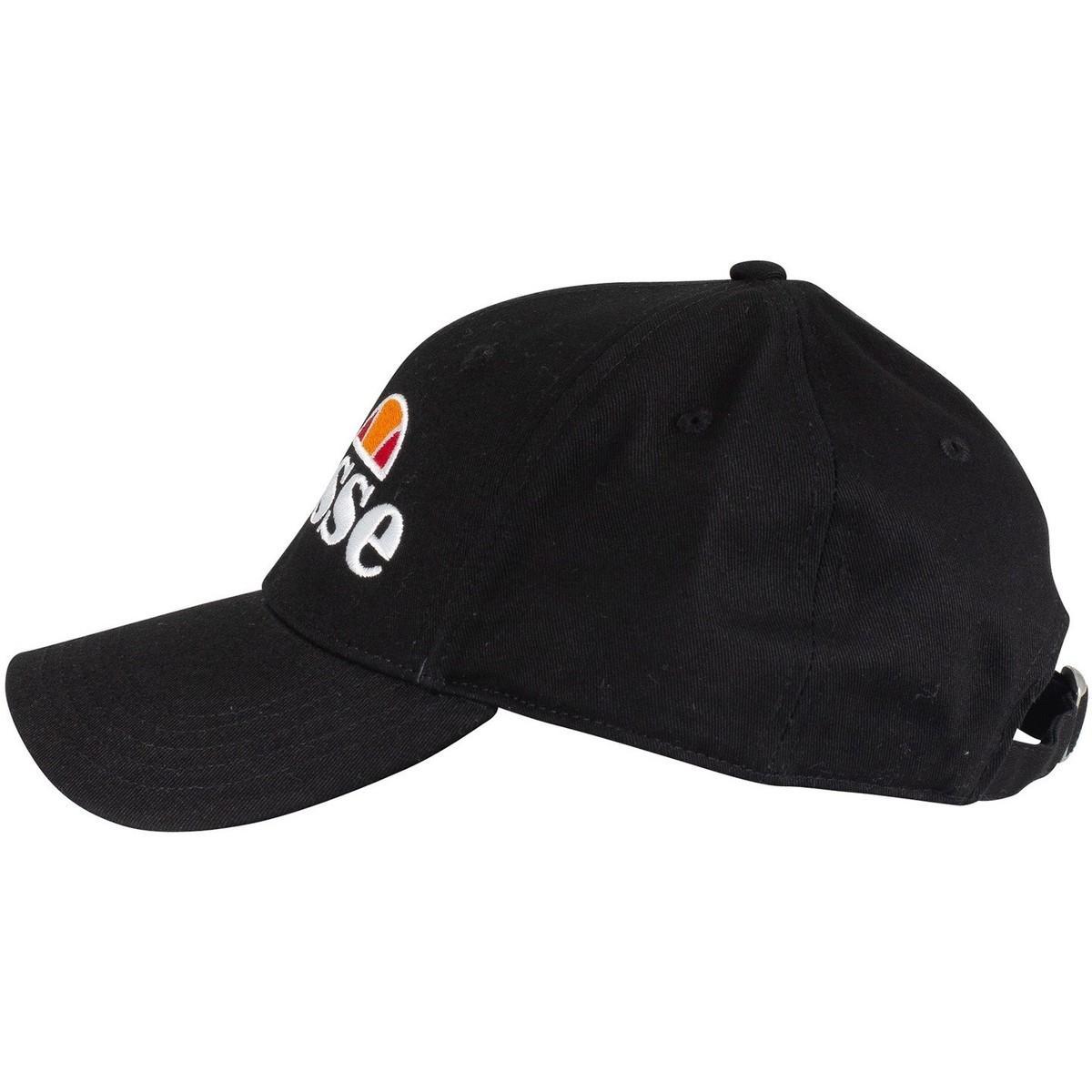 5e5dd4cc31a Ellesse Black Ragusa Cap in Black for Men - Save 26% - Lyst