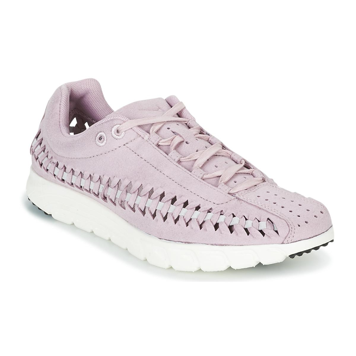6085c54c3ac88 Nike Mayfly Woven W Women s Shoes (trainers) In Pink in Pink - Save ...