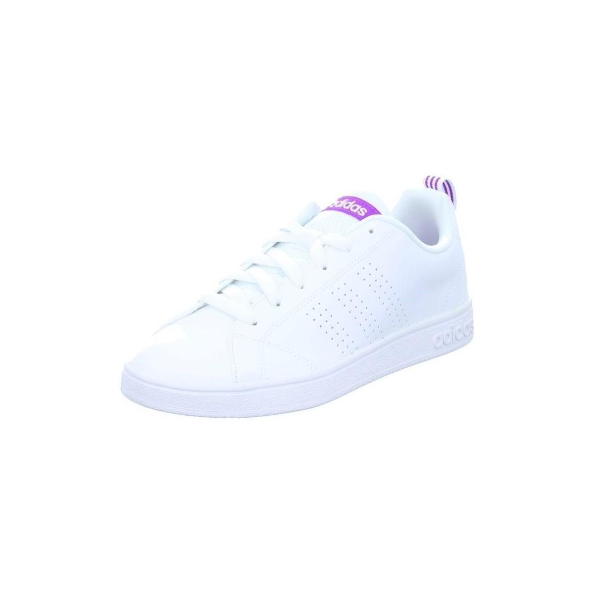 adidas advantage trainers womens