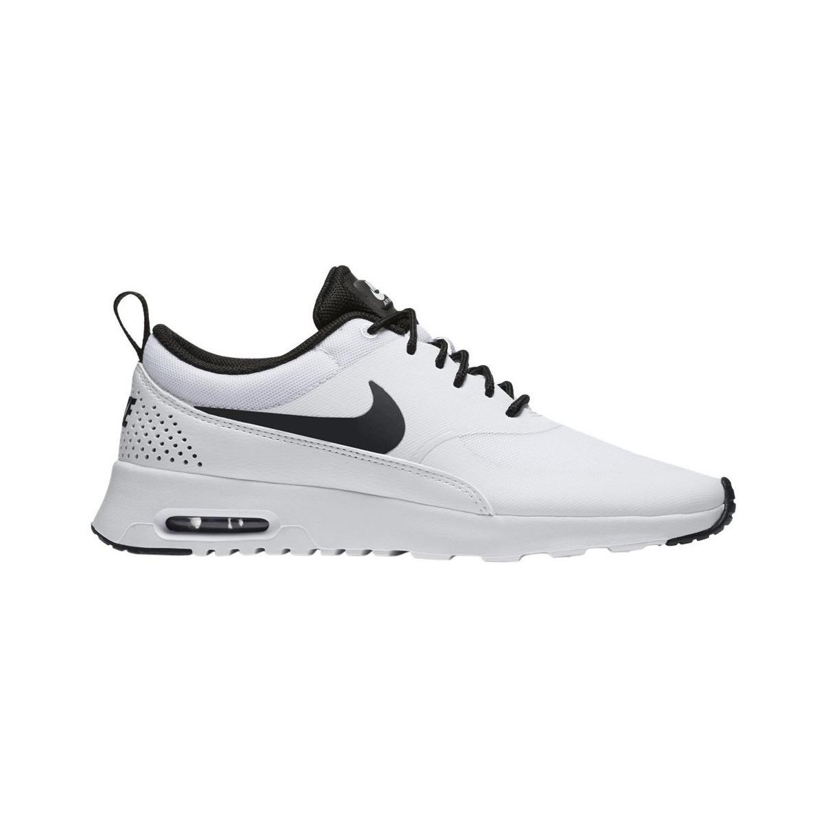 4c1b61b3fe21 Nike Wmns Air Max Thea Women s Shoes (trainers) In White in White - Lyst