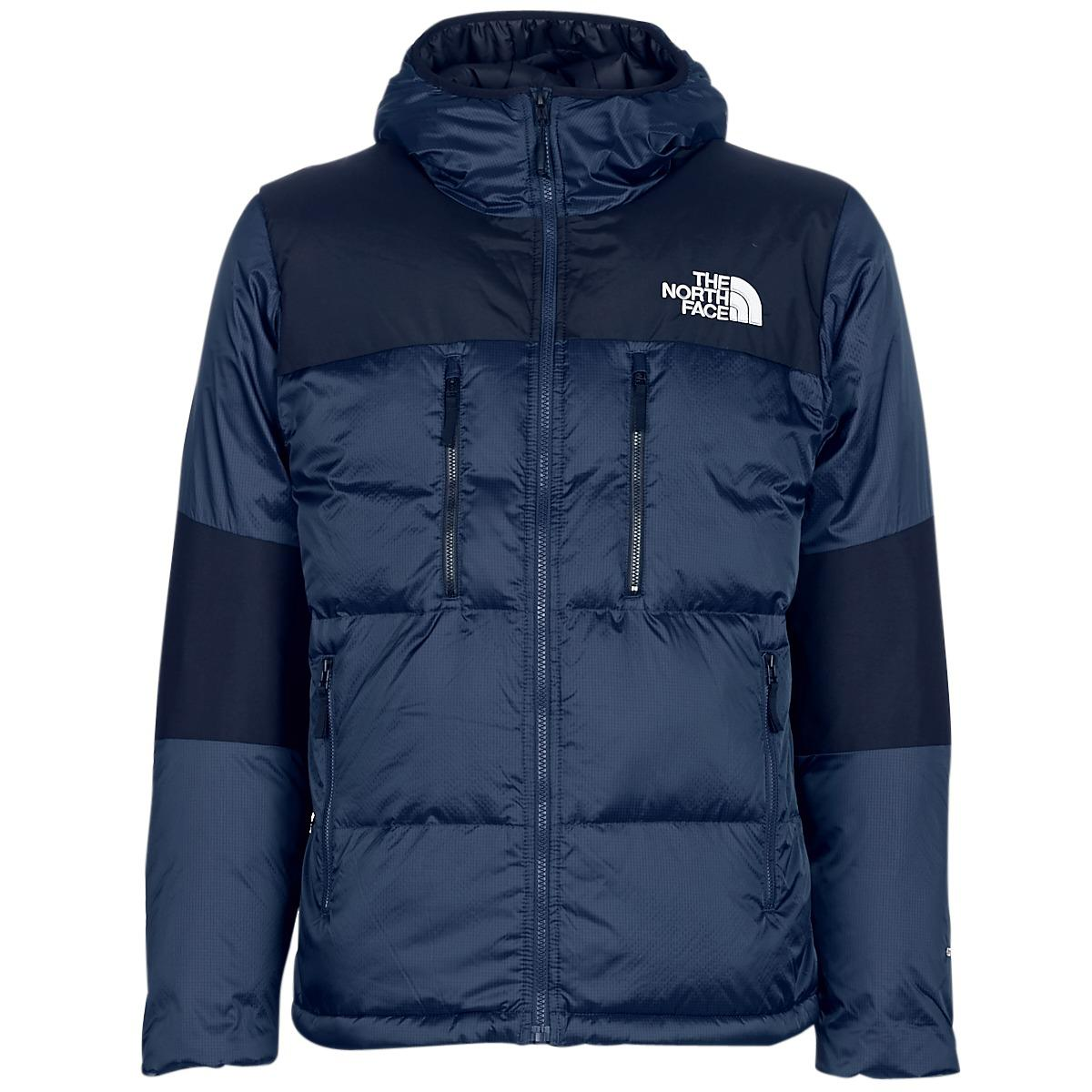 1fe34691cb The North Face Hymalayan Men s Jacket In Blue in Blue for Men - Lyst