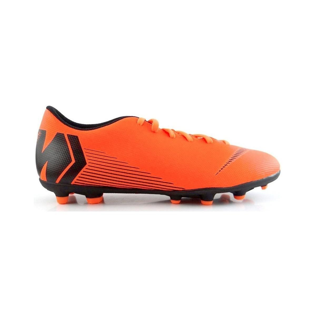 1a21be7d6bbe Nike Mercurial Vapor Club Mg Men s Football Boots In Orange in ...