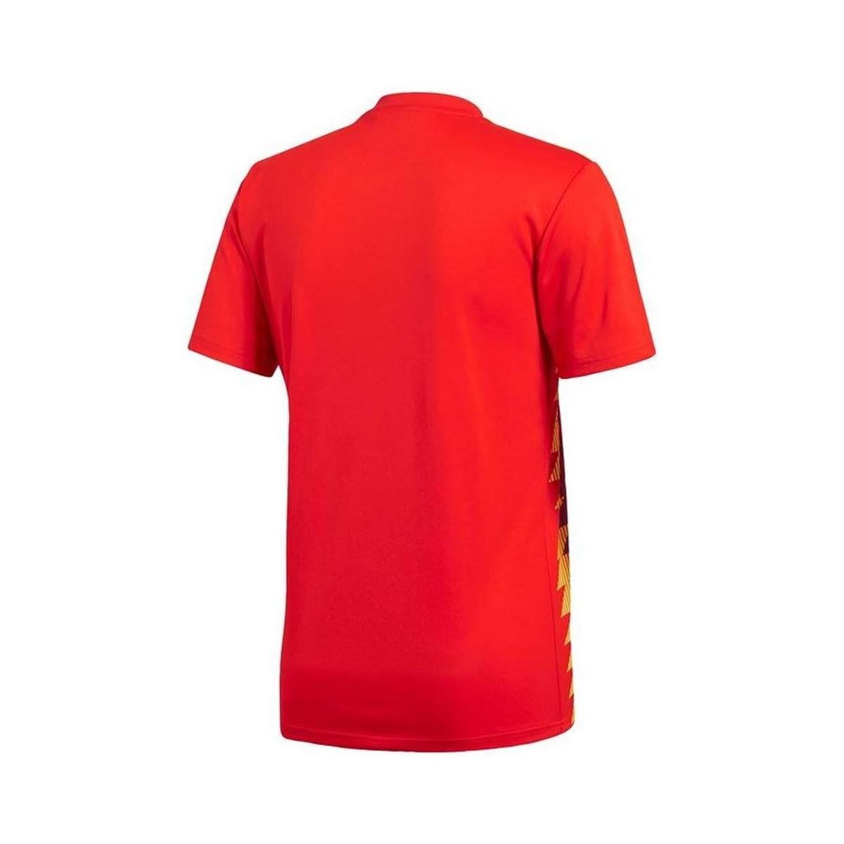 Adidas - 2018-19 Spain Home Shirt (puyol 5) Women s T Shirt In. View  fullscreen 4c27a1442