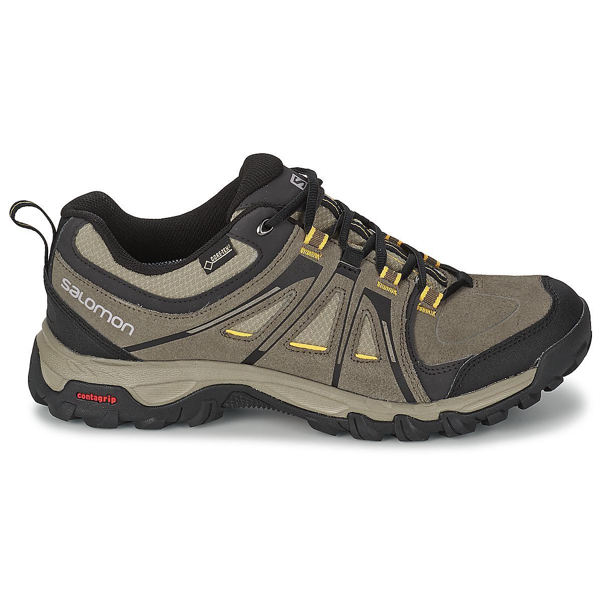 7d360a87c8ad Yves Salomon - Evasion Gtx® Men s Walking Boots In Brown for Men - Lyst.  View fullscreen